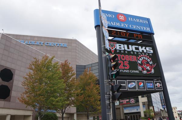 Milwaukee Bucks arena issues