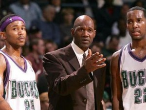 Terry Porter Milwaukee Bucks