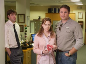 Jim Pam and Roy