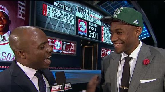Four Thoughts for the 4th! - Save Our Bucks Jabari Parker Nba Draft