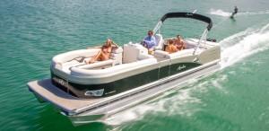 Pontoon Boat Water Ski