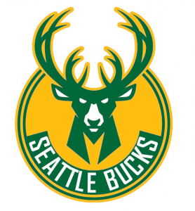 Seattle Bucks Logo