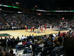 Bradley Center, BMO Harris Bradley Center, Milwaukee Bucks