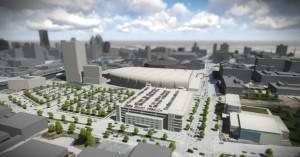 Park East Arena Development